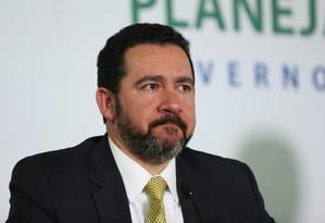Ministro do Planejamento, Dyogo Oliveira. Foto Ailton de Freitas /Agência O Globo