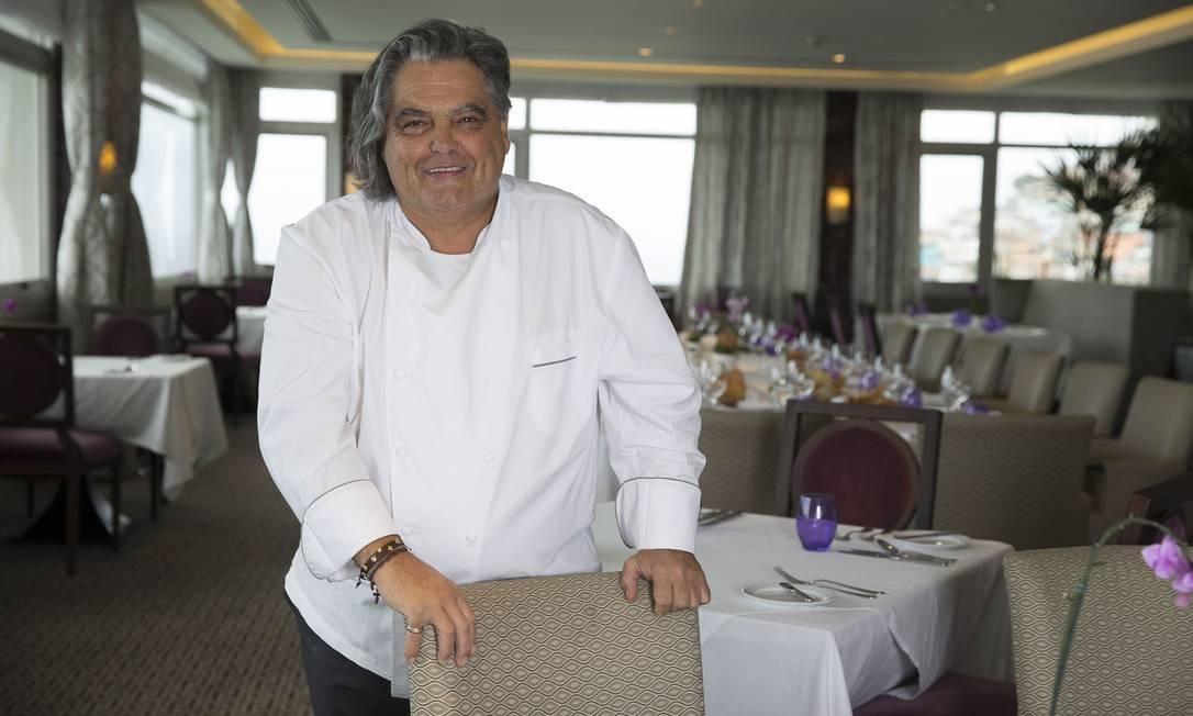 Também na quinta, o chef francês Jean-Paul Bondoux, divide suas receitas de família, a partir das 19h30, no mesmo auditório Foto: Divulgação / Divulgação