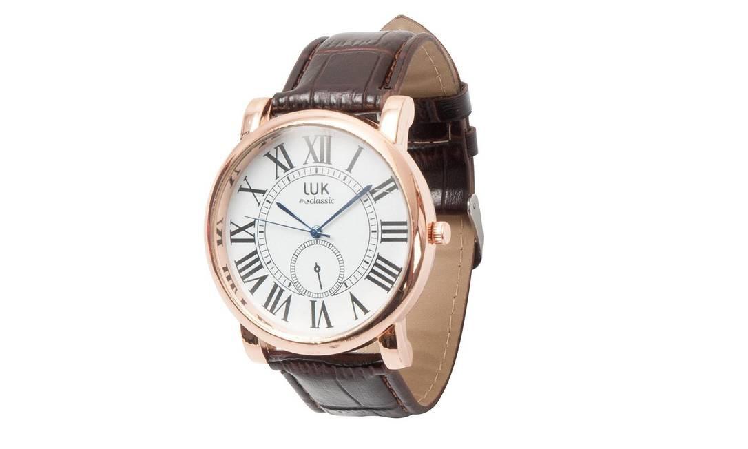 Relógio Masculino LUK Analógico Clássico GS1ELWJ4624BR à venda no Sou Barato (www.soubarato.com.br), R$ 49,99 Divulgação