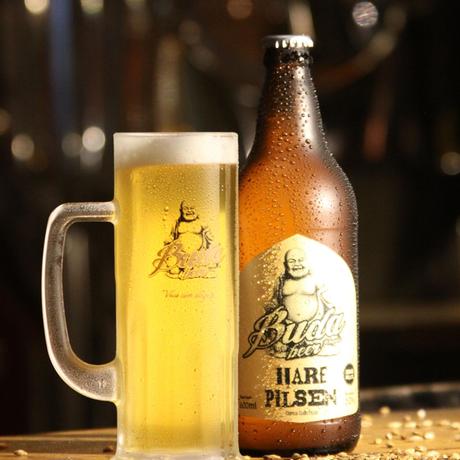 Buda Beer, uma das opções nos estandes de degustação Foto: Divulgação