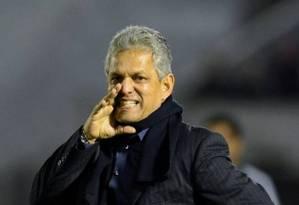 Rueda muito perto do acerto com o Flamengo Foto: AFP PHOTO/Pablo PORCIUNCULA