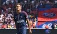 Neymar foi apresentado na última sexta-feira