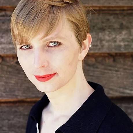 Foto postada por Chelsea Manning no Instagram um dia após sua libertação Foto: AFP