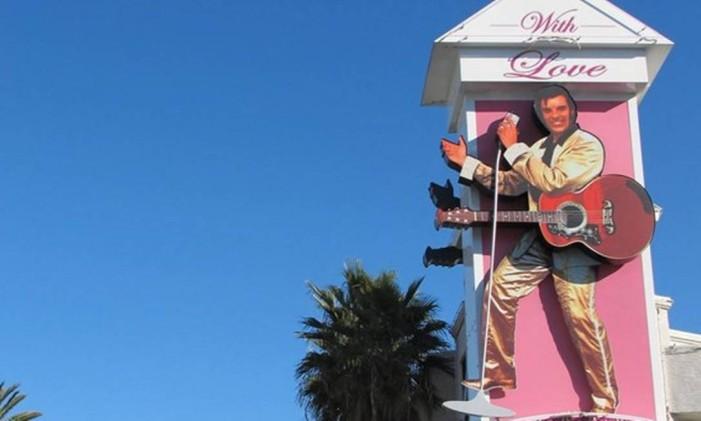 Vivo em Vegas! Foto: Eduardo Maia