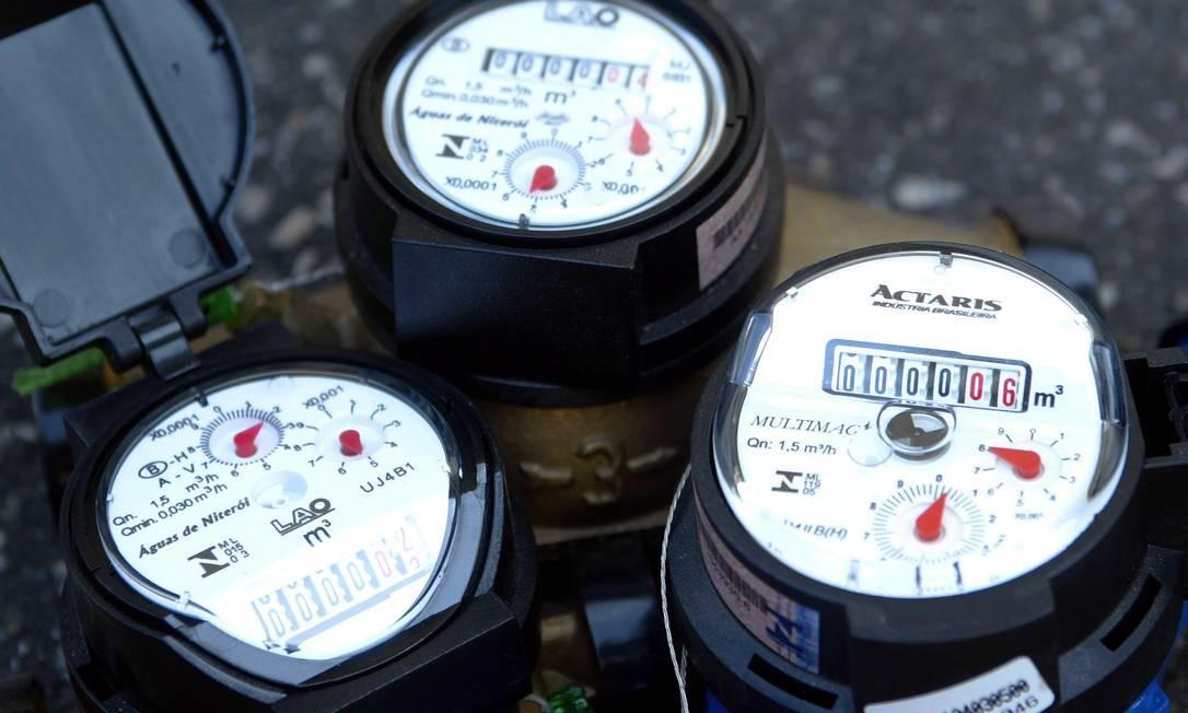 82d992147a0 Medidores de água individuais ainda não são realidade em muitos condomínios  Foto  Luciana Paschoal