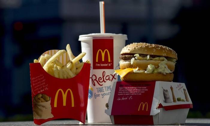 Big Mac Foto: David Paul Morris / Bloomberg