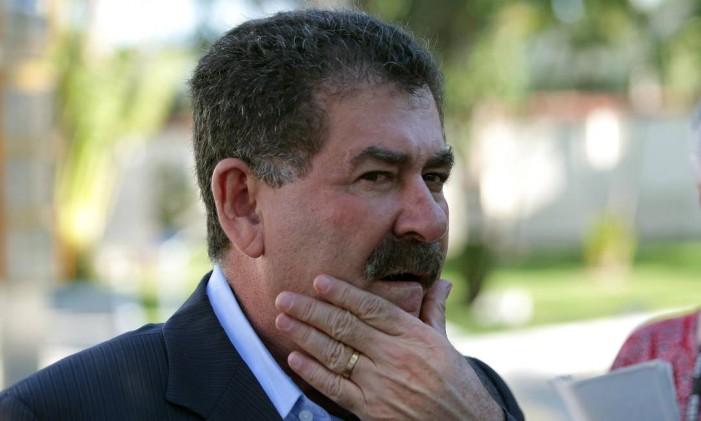 Paulo Melo: ex-presidente da Alerj Foto: Márcio Alves/31-05-2016