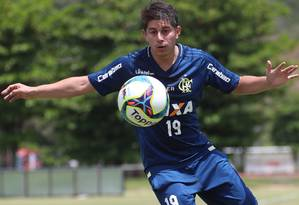 Conca não tem sido utilizado no Flamengo Foto: Gilvan de Souza / Flamengo