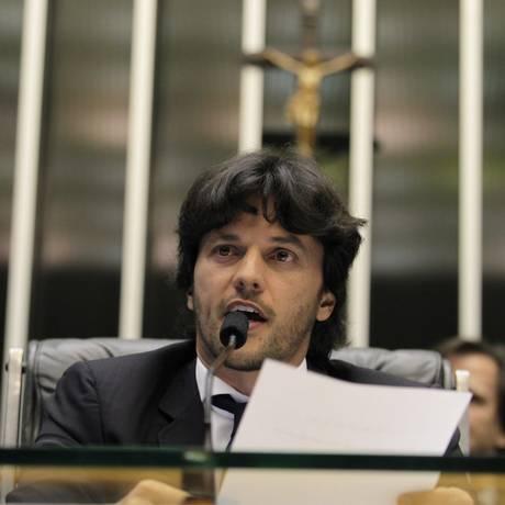 O deputado federal Fabio Faria (PSD-RN) Foto: Aílton de Freitas / O Globo