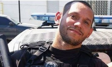 Bruno Guimarães Buhler, policial da Coordenadoria de Recursos Especiais (Core), foi morto durante confronto com criminosos no Jacarezinho, na Zona Norte do Rio Foto: Reprodução