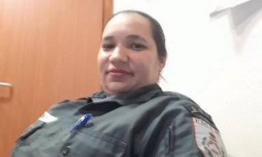 Elisângela Bessa Cordeiro voltava para casa depois de mais uma noite de trabalho quando foi baleada em um assalto Foto: Reprodução