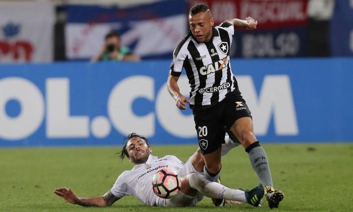 Resultado de imagem para Santos, Grêmio e Botafogo tentam ir à semifinal da Libertadores