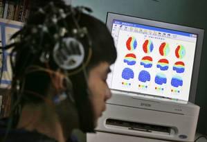 """Alguns centros de tratamento usam terapia de eletrochoque para """"curar"""" vício em internet Foto: REUTERS/Kim Kyung-Hoon"""