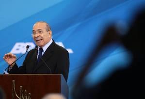 O ministro da Casa Civil, Eliseu Padilha Foto: Jorge William / Agência O Globo