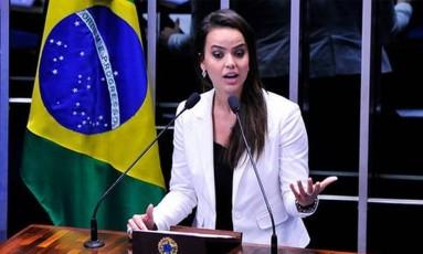 A deputada federal Shéridan de Anchieta (PSDB-RR) Foto: Agência Câmara