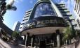 Sede da Justiça Federal em Curitiba, no Paraná Foto: Geraldo Bubniak / Agência O Globo