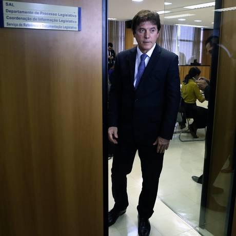O governador do Rio Grande do Norte, Robinson Faria Foto: Jorge William / Agência O Globo