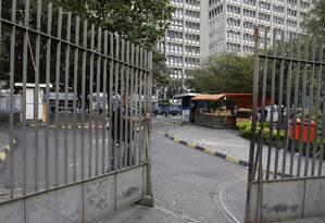 Suspensas desde o dia 1º de agostos, aulas da Uerj poderão ser retomadas Foto: Thiago Freitas / Agência O Globo