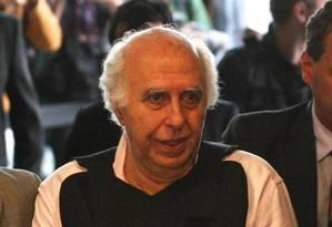SP 20-08-2014 Roger Abdelmassih, no dia em que foi preso, após ser encontrado no Paraguai Foto: Michel Filho / Agência O GLOBO