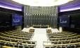 Plenário da Câmara dos Deputados Foto: Roberto Stuckert Filho / Agência O Globo