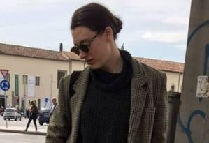 Anita Fallani relatou caso de abuso nas redes sociais Foto: Reprodução / Facebook