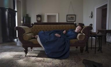 Em 'Lady Macbeth', Florence Pugh faz o papel de Katherine, uma jovem que não aceita seu destino na Inglaterra do século XIX Foto: Divulgação