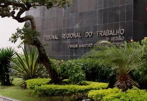 Tribunal Regional do Trabalho da 5ª Região Foto: Reprodução