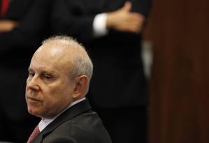 O ex-ministro da Fazenda Guido Mantega Foto: Fernando Donasci / Agência O Globo/15-09-2014