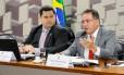 CPI do BNDES aprova plano de trabalho com discussão da delação da JBS e convite para ouvir Janot Foto: Agência Senado