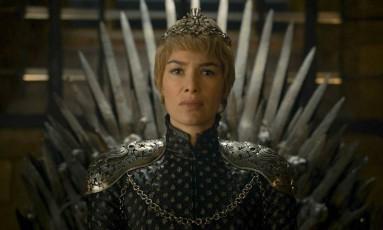 Cersei Lannister (Lena Headey) em cena de 'Game of Thrones' Foto: Divulgação