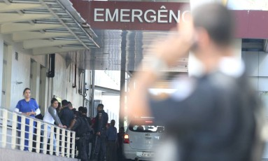 Casos de policiais militares feridos aumentam 38% no Rio Foto: Márcia Foletto - 17/07/2017 / Agência O Globo