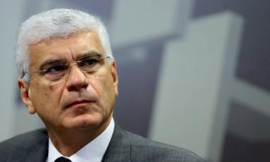 Secretário da Receita Federal, Jorge Rachid. Foto de Jorge William /Agência O Globo