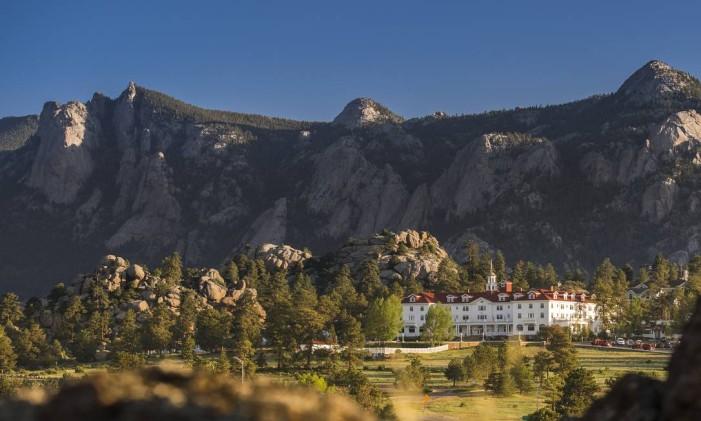 Stanley Hotel, no Colorado Foto: Scott Dressel-Martin / Stanley Hotel/Divulgação