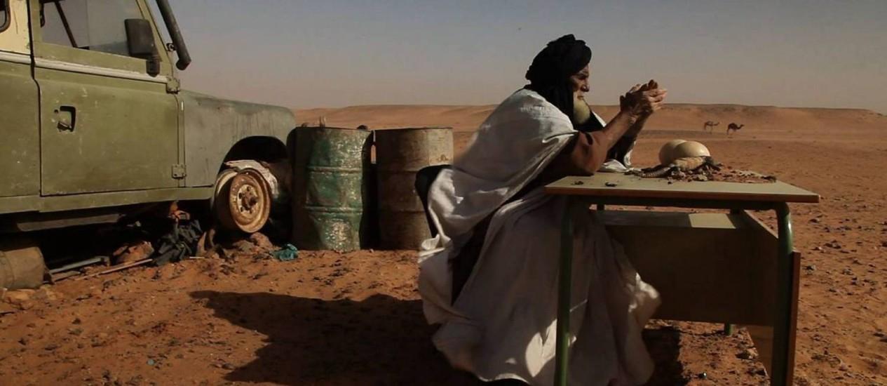 Deserto do deserto Foto: Divulgação