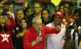 Ultimo dia da plenária da CUT no estado do Rio de Janeiro com a presença do Ex Presidente Lula, a plenária acontece na quadra da escola de samba Imperio Serrano. 12/08/2017