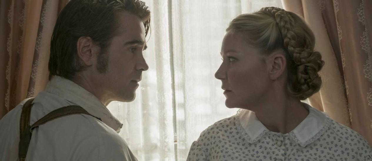 Cena do filme 'O estranho que nós amamos' Foto: Ben Rothstein / Focus Features / Divulgação