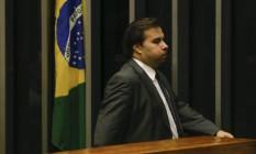 O presidente da Câmara, deputado Rodrigo Maia (DEM-RJ) Foto: ANDRE COELHO / Agência O Globo 16/08/2017