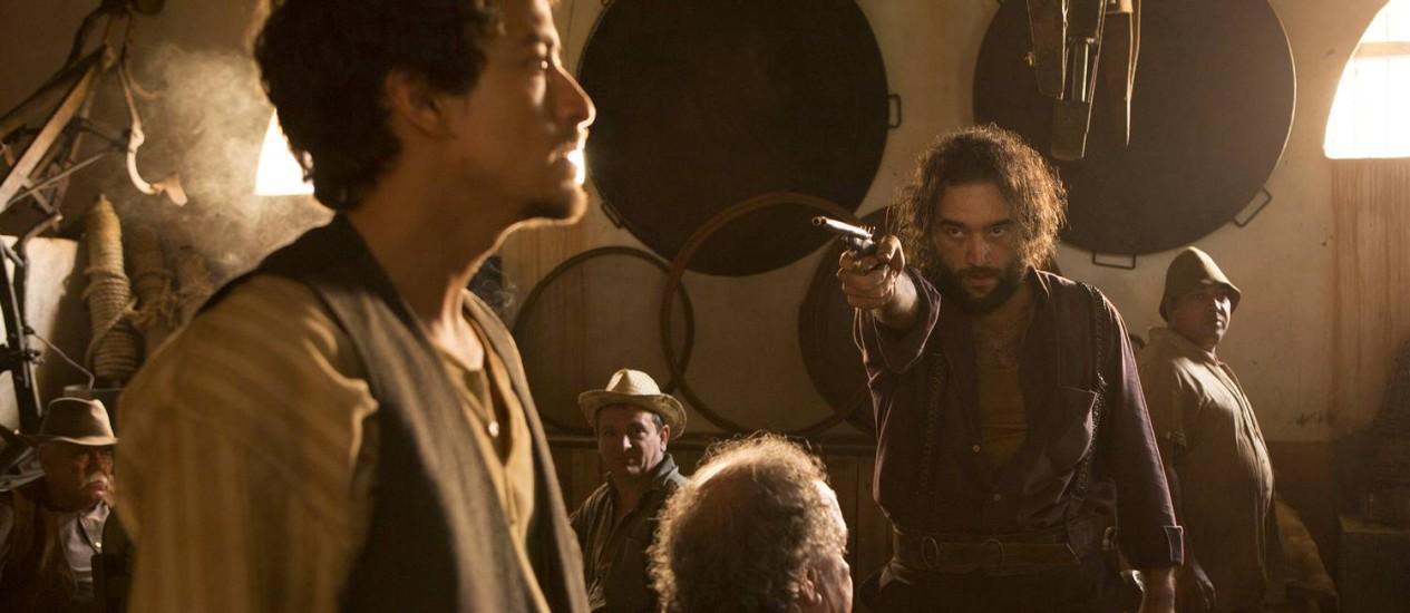 Cena do filme 'Malasartes e o duelo com a morte' Foto: Divulgação