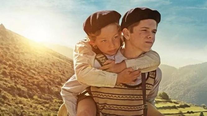 Cena do filme 'Os meninos que enganavam nazistas' Foto: Divulgação