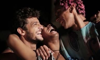 Imagem do filme 'Corpo elétrico', de Marcelo Caetano Foto:  / Divulgação