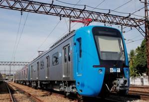 Estações de trem da SuperVia podem ficar sem segurança Foto: Agência O Globo