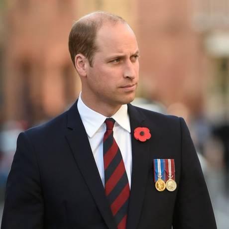 Príncipe William Foto: JOHN THYS / AFP