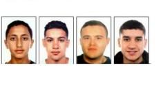 Terroristas preparavam material explosivo, diz polícia Foto: Divulgação/Polícia da Espanha