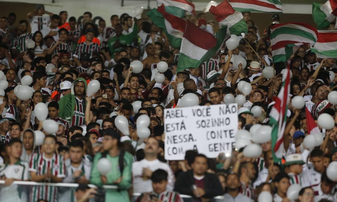 Fluminense vai mandar todos os seus jogos no Maracanã até o fim do ano