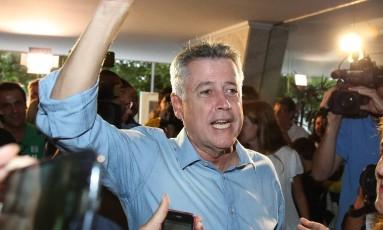 O PSB, do governador do Distrito Federal, Rodrigo Rollemberg, Foto: Agência O Globo / Ailton de Freitas/26-10-2014