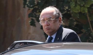 Gilmar Mendes atacou procuradores em habeas corpus Foto: Jorge William / Agência O Globo