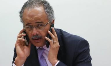 Vicente Cândido é o relator da proposta Foto: ANDRE COELHO / Agência O Globo