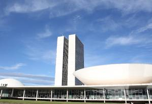 Congresso Nacional Foto: Givaldo Barbosa / Agência O Globo