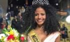 A Miss Brasil 2017 Monalysa Alcântara, do Piauí Foto: Divulgação