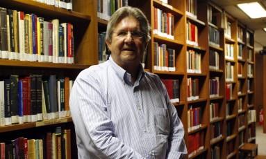 Ex-presidente da CVM, advogado Luiz Leonardo Cantidiano. Foto: Custodio Coimbra/31-01-2011.
